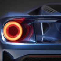 Ford GT Concept bows in NAIAS Detroit 2015