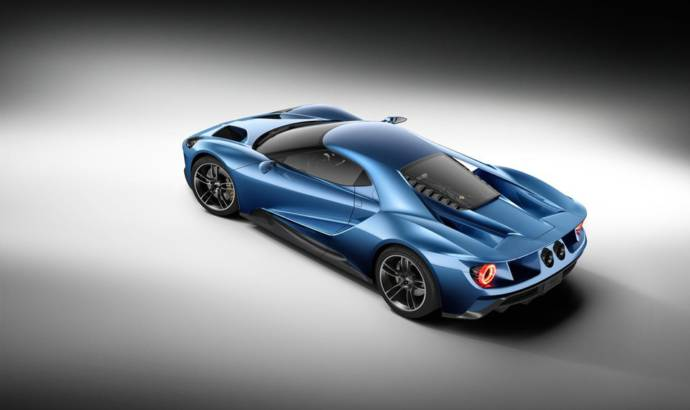 Ford GT Concept shows how it was built