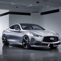 Infiniti Q60 Concept, first image ahead of Detroit debut