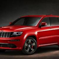 Jeep Grand Cherokee SRT Red Vapor Limited Edition launched in US