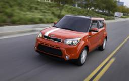Kia new concept car to be launched in Chicago Motor Show