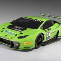 Lamborghini Huracan GT3 unveiled