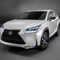 Lexus NX 200t available in the UK