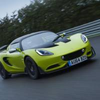 Lotus Elise S Cup unveiled