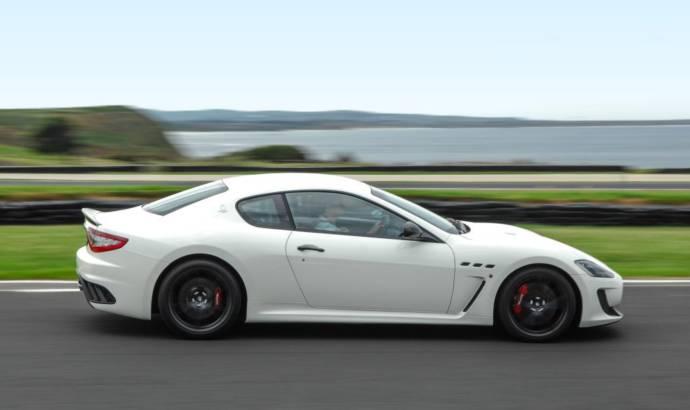 Maserati GranTurismo MC Stradale review compares it with a Ferrari
