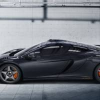 McLaren 650S Le Mans Special Edition - Official pictures and details