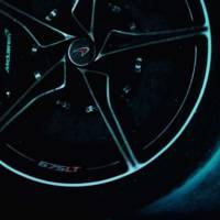 McLaren 675LT - First video teaser