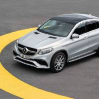 Mercedes-AMG GLE63 S Coupe - Official pictures and details