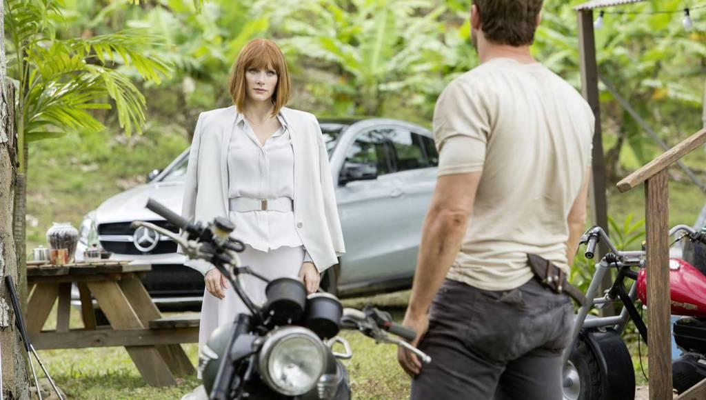 Mercedes-Benz GLE will star in Jurassic World movie