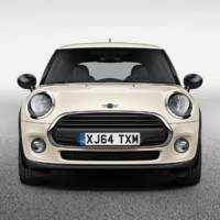 MINI One First 5 door officially introduced