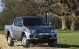 Mitsubishi L200 Challenger offered in the UK