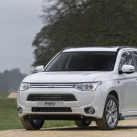 Mitsubishi Outlander PHEV GX5h and GX5hs launched