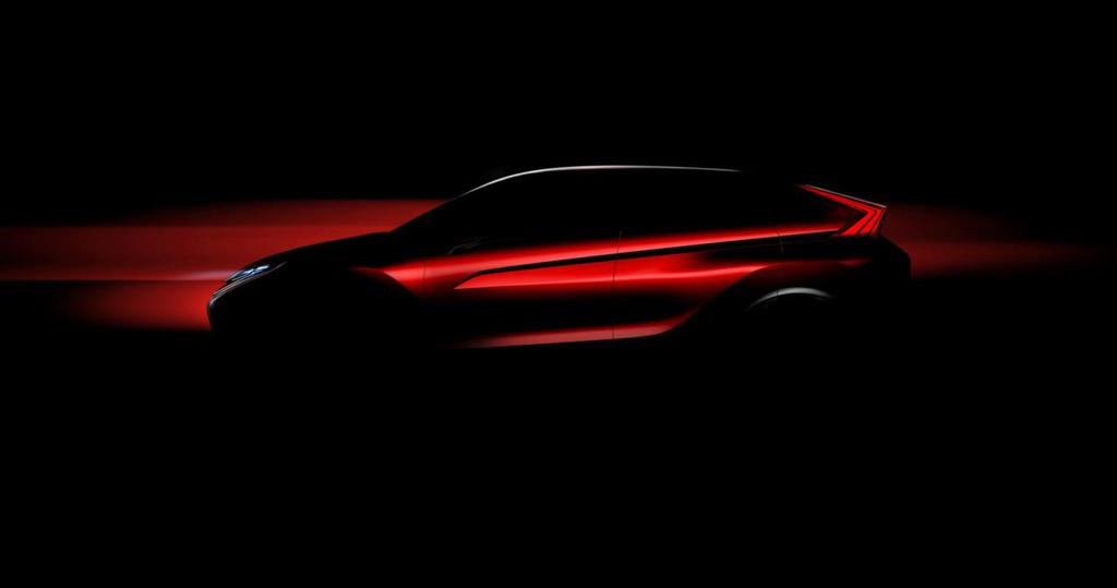 Mitsubishi mysterious concept to be revealed in Geneva