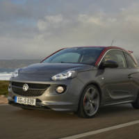 Vauxhall Adam Grand Slam prices announced