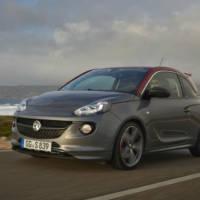 Vauxhall Adam Grand Slam prices announced