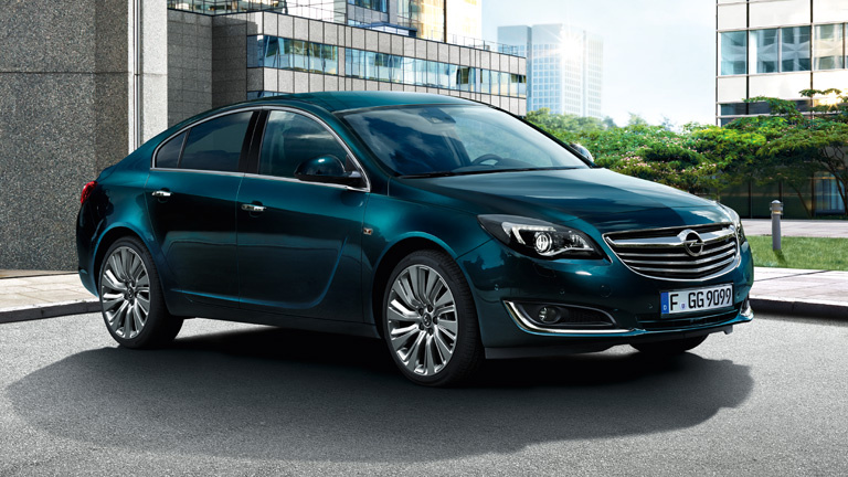 Opel Insignia 2.0 CDTI engine introduced