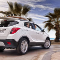 Opel Mokka receives new 1.6 liter diesel engine