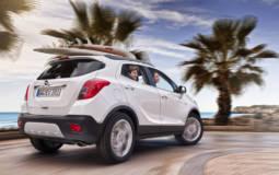 Opel Mokka receives new 1.6 liter diesel engine