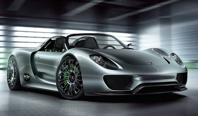 Porsche 918 Spyder recalled for some chassis problems