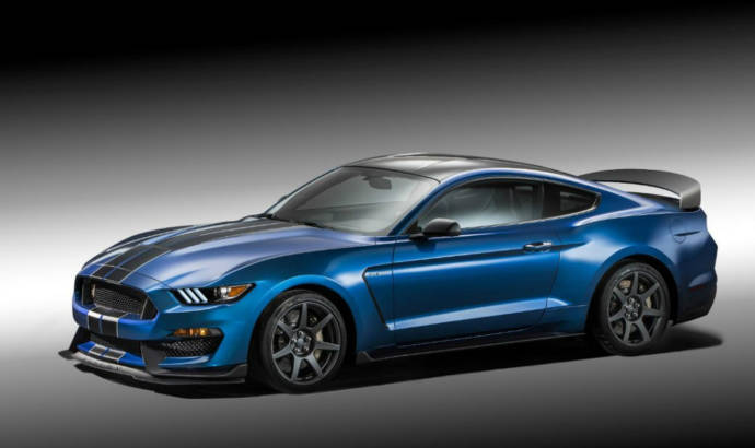 Shelby Mustang GT350R Nurburgring lap record