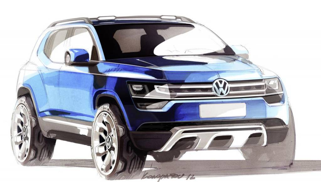 Skoda is planning a subcompact crossover