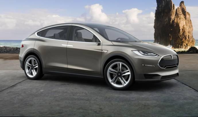 Tesla Model X - New details