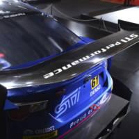 The 2015 Subaru BRZ GT300 has 350 HP
