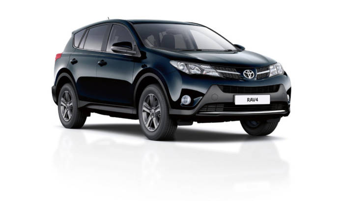 Toyota RAV4 Business Edition launched in UK