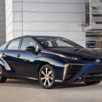 Toyota increases Mirai production