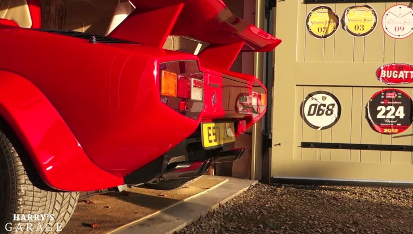 VIDEO: Everything you need to know about the Lamborghini Countach