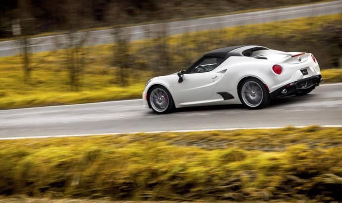2015 Alfa Romeo 4C Spider unveiled in Detroit