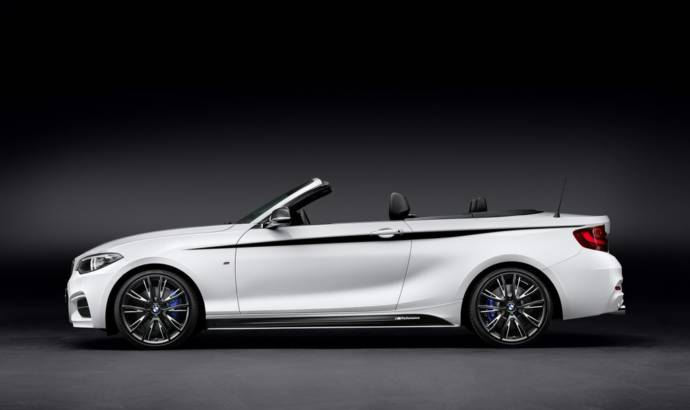 BMW 2 Series Convertible receive M Performance Pack