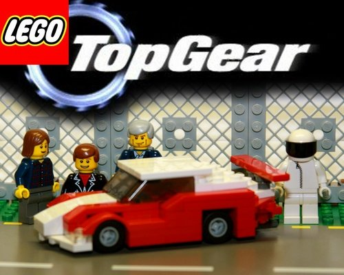 Top Gear season 22 Lego trailer revealed