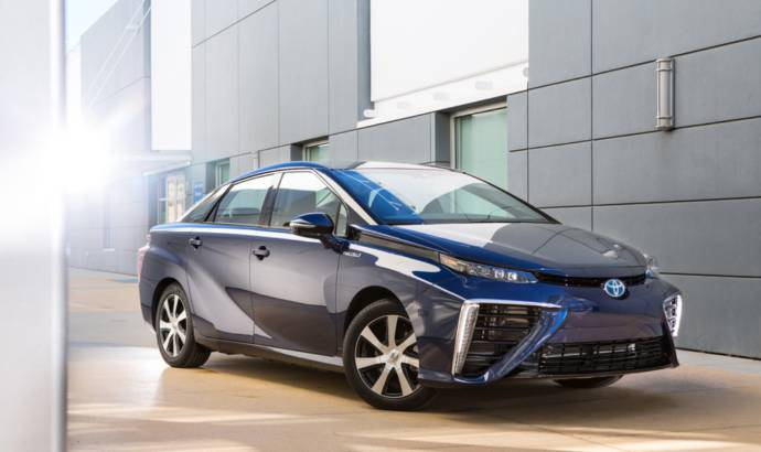 Toyota offers its hydrogen patents for free