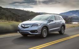 2015 Acura RDX list of updates