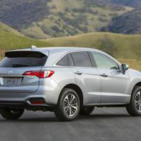 2015 Acura RDX list of updates