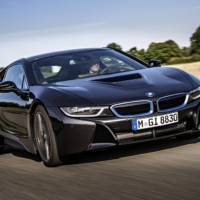 2015 BMW i8 Pure Impulse Experience programme