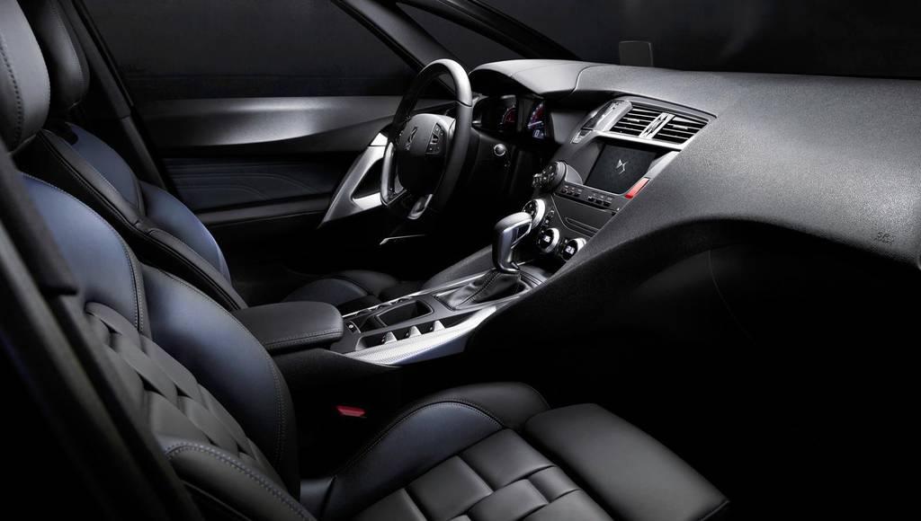 2015 Citroen DS 5 facelift unveiled