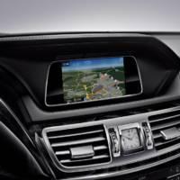 2015 Mercedes E Class new infotainment system