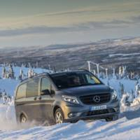 2015 Mercedes Vito 4x4 officially revealed