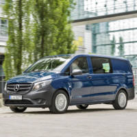 2015 Mercedes Vito launches on the UK market