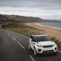 2016 Range Rover Evoque facelift unveiled