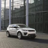 2016 Range Rover Evoque facelift unveiled