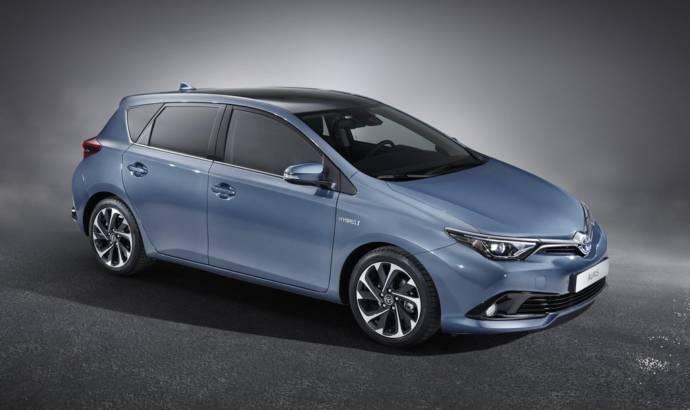 2015 Toyota Auris facelift introduced
