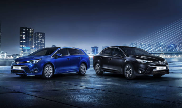 2015 Toyota Avensis facelift first details