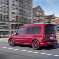 2015 Volkswagen Caddy officially introduced
