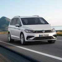 2015 Volkswagen Touran - Official pictures and details
