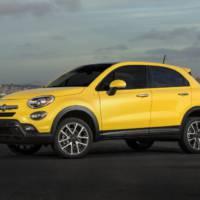 2016 Fiat 500X US prices announced