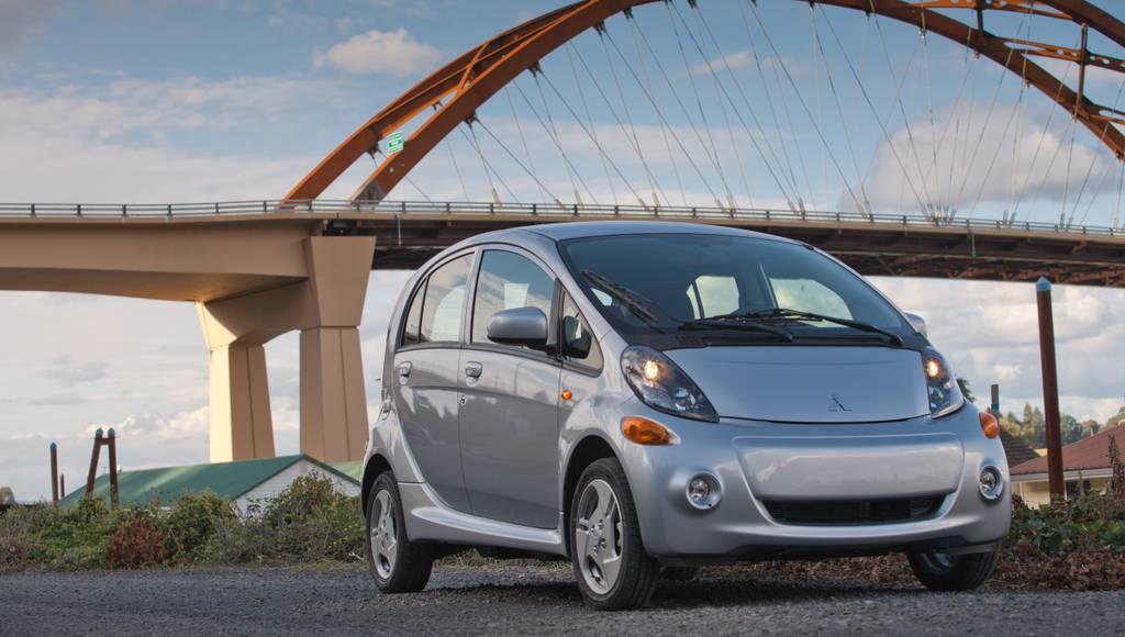2016 Mitsubishi i-MiEV pricing for US