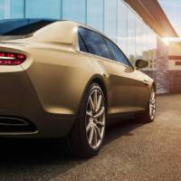 Aston Martin Lagonda Taraf will be launched in Europe and South Africa